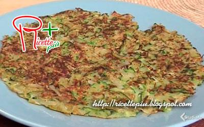 Rosti di Patate con Zucchine di Tessa Gelisio da Cotto e Mangiato