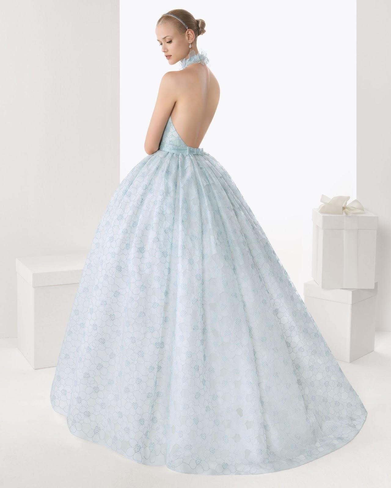 Ziemlich Vestidos Novia Auslass Madrid Ideen - Brautkleider Ideen ...