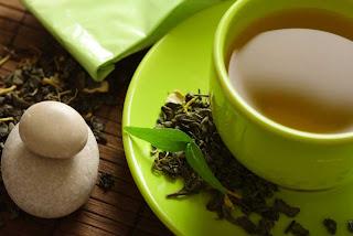 Manfa'at Green Tea pada Kulit