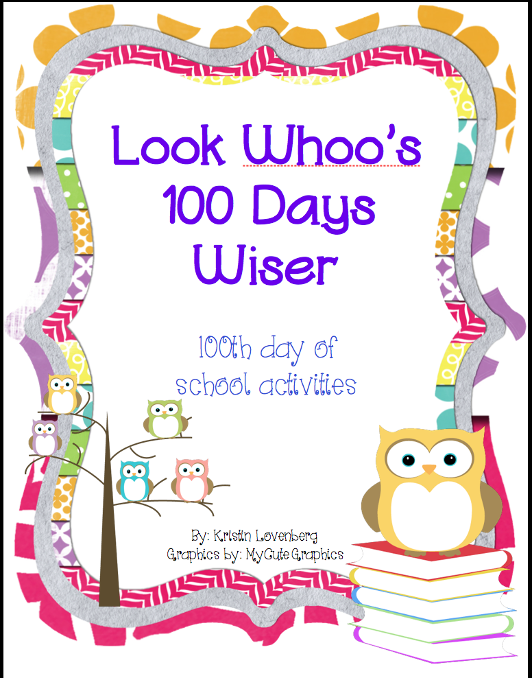 http://www.teacherspayteachers.com/Product/Owl-Theme-100-Day-of-School-Bundle-1054146