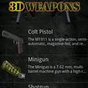 3DWeapons app for android