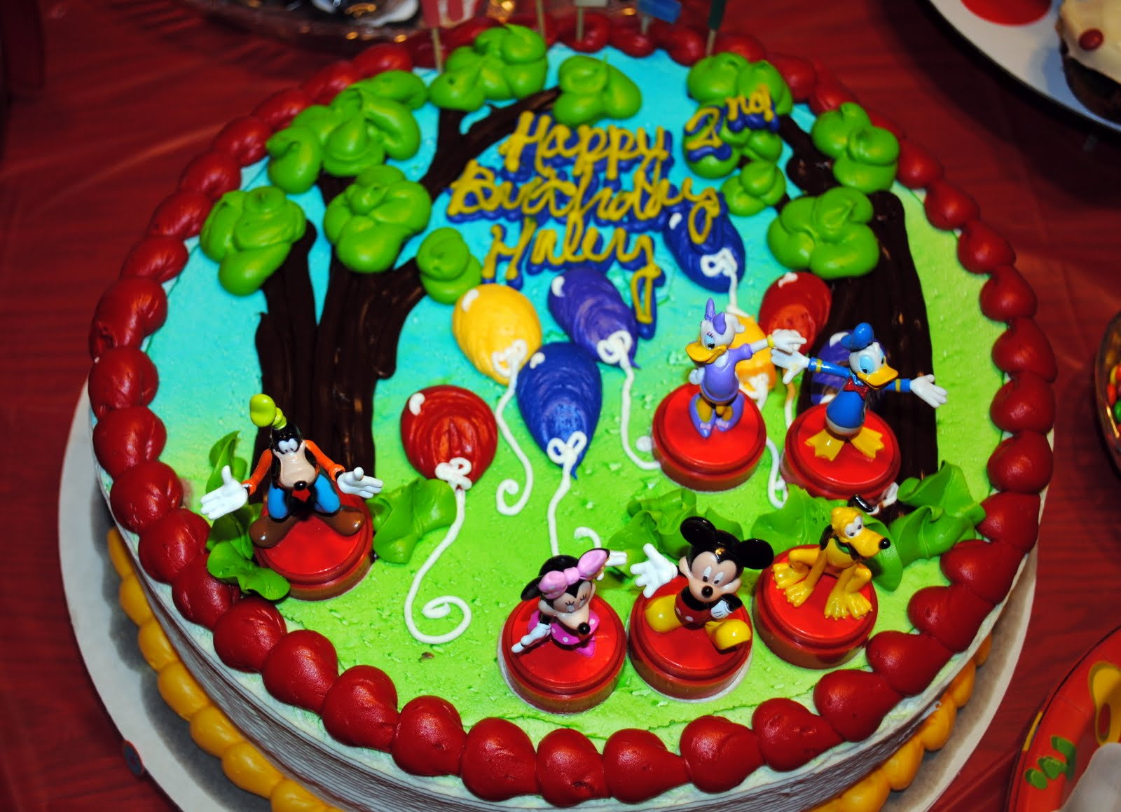 Disney Junior Birthday Cake Games ~ Image Inspiration of Cake and ...