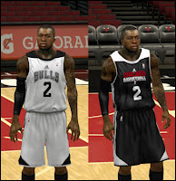 NBA 2K13 Chicago Bulls Practice Jersey Patch