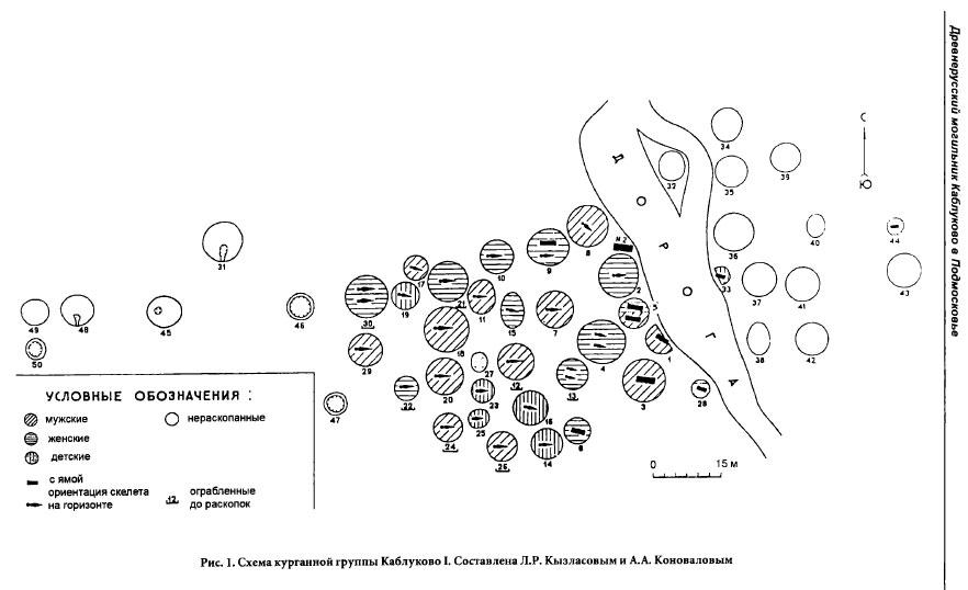 [Археологическая карта россии.