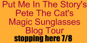 Pete The Cat's Magic Sunglasses Blog Tour