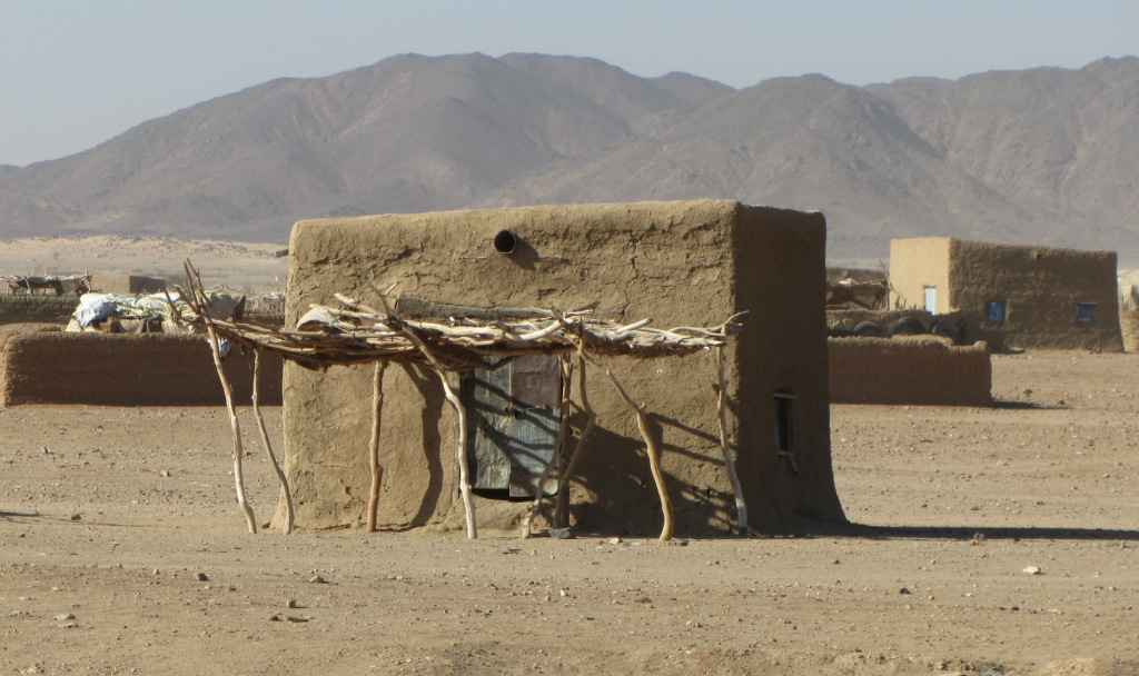 Ancient Egyptian Houses Ancient Egyptian Mud Brick Houses