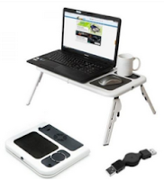 Askmebazaar: Superdeals Portable Laptop Cooling Table at Rs.306:buytoearn