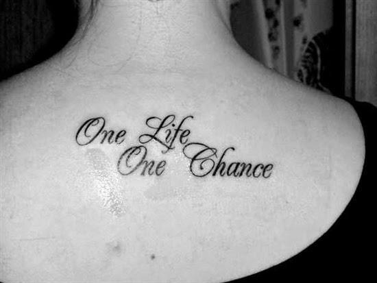 Tattoo Quote Ideas