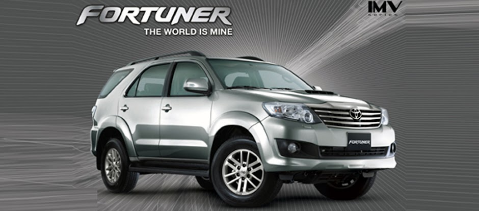 Fortuner VN Turbo