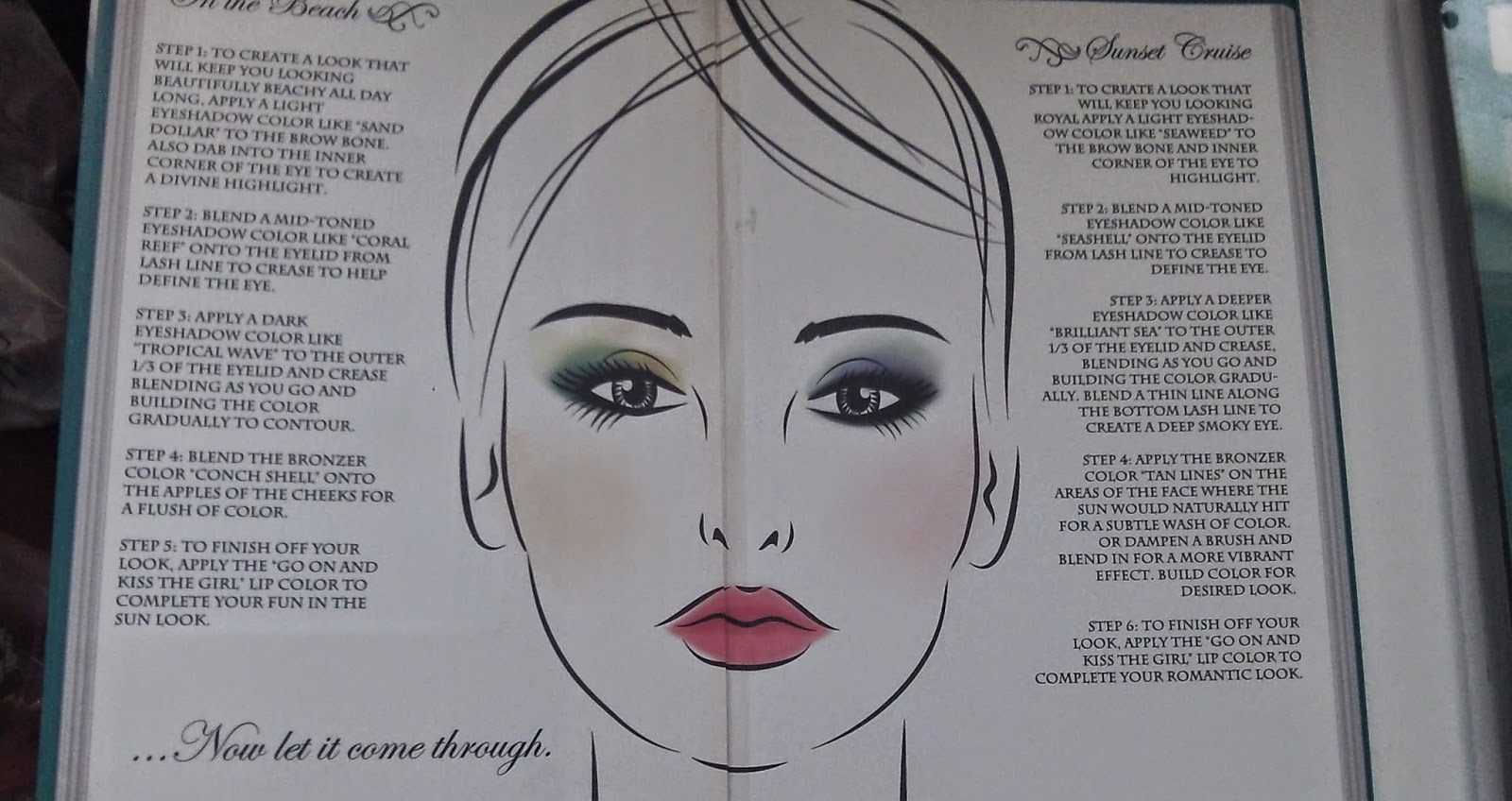 Tutorial for the Ariel Beauty Book