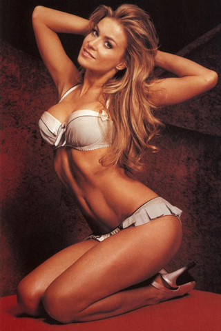 Red Skye Comics And Media Featured Icon Carmen Electra