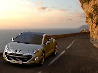 Peugeot Sport Concept Car 308 RCZ