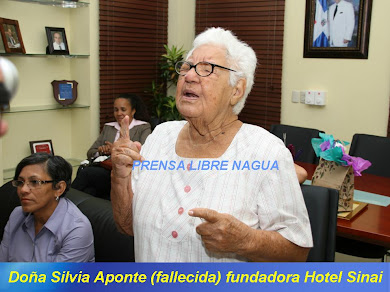 EN NAGUA: HOTEL SINAI 70 AOS DE SERVICIOS