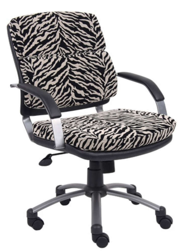 Zebra Chair by Boss