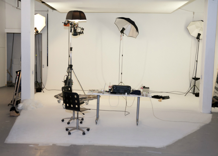 shooting studio computer