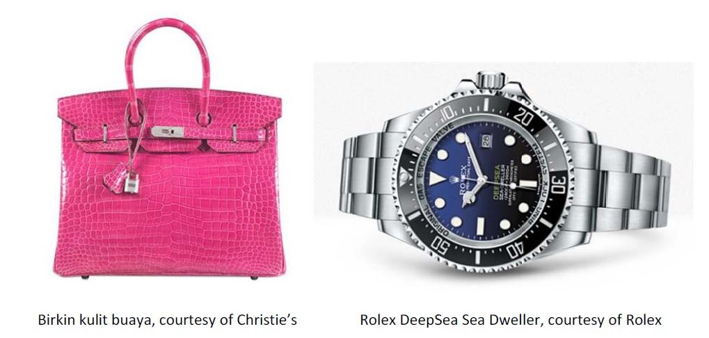 Rolex Versus Birkin – Belanja dan Logika  5541a8d142