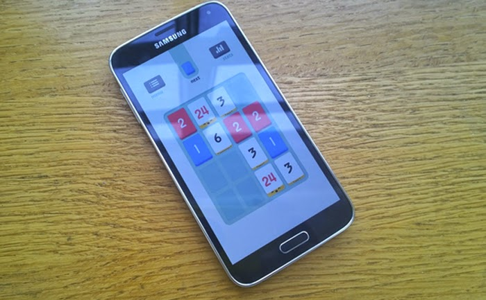 Smartphone Terbaik Samsung GS5