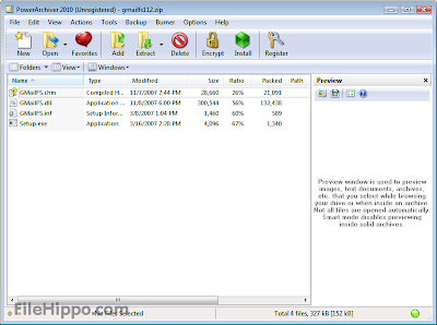 PowerArchiver 14.00.16 Beta 1 Free Download