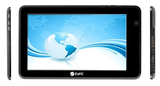Zync Z990 is Cheapest ICS Android 4.0 Tablet in India priced at Rs 8990