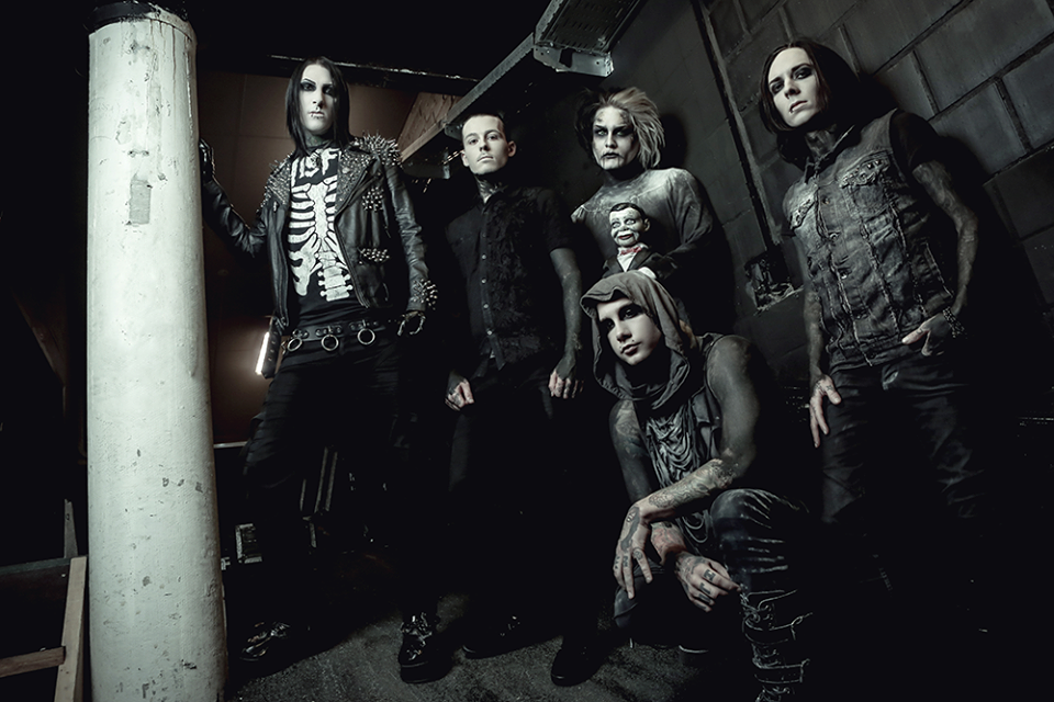 Motionless In White Andria's Blogs: Motion...