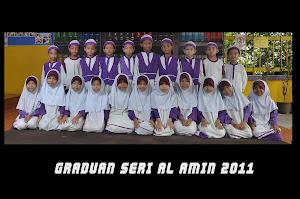 Graduasi BSP - 2011
