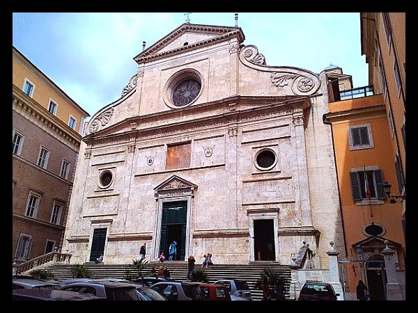 Bazylika S. Agostino w Rzymie