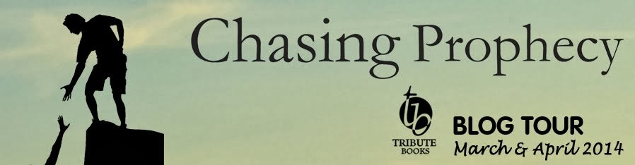 Chasing Prophecy Blog Tour