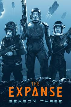The Expanse 3ª Temporada Torrent – WEB-DL 720p/1080p Legendado