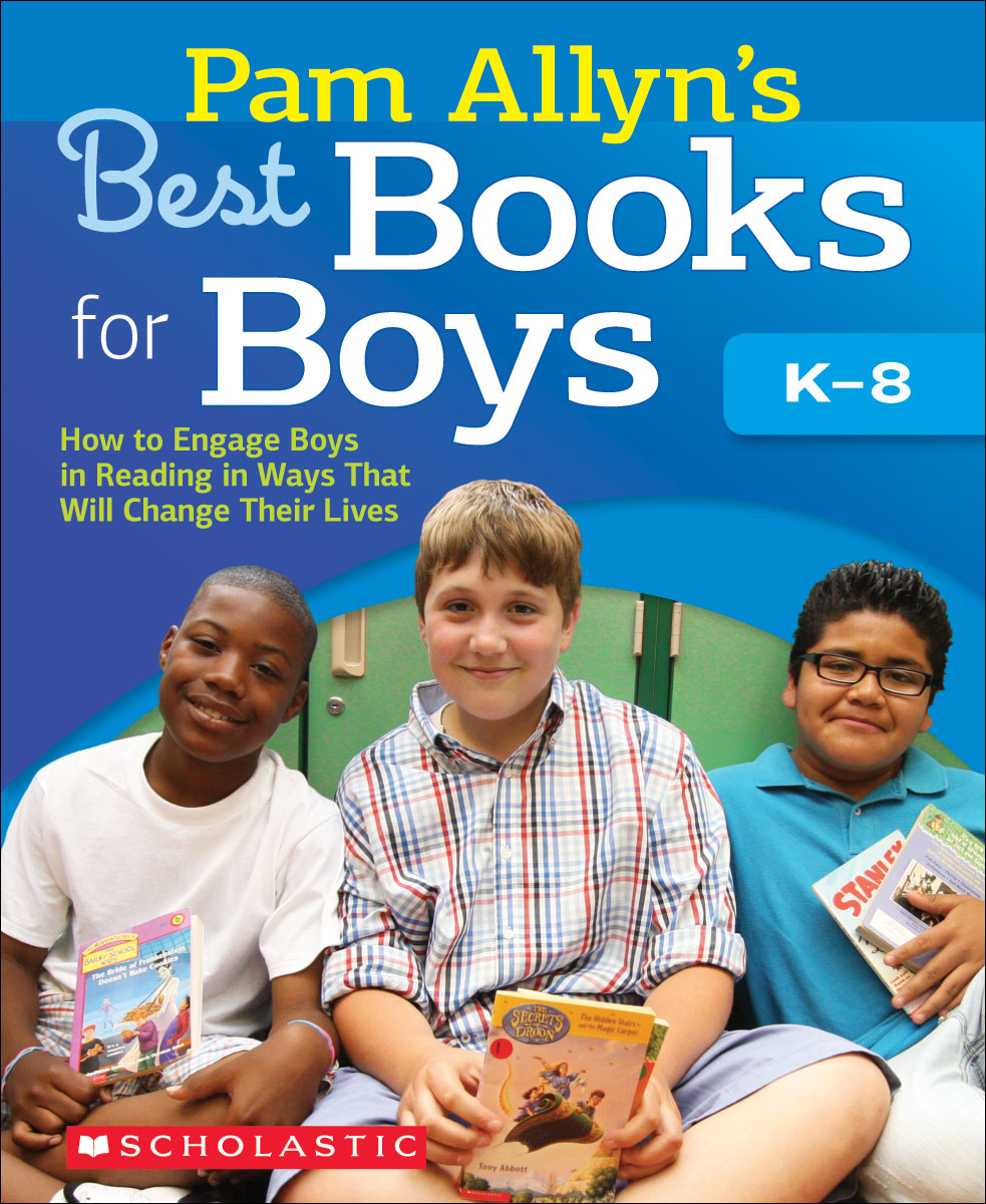 Tabatha Yeatts: The Opposite of Indifference: Best Books for Boys