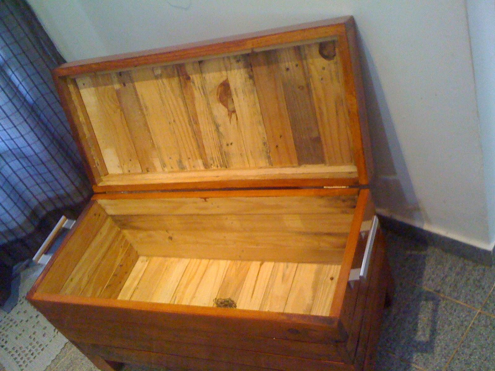 1ª foto vista interna da distribuição posicionamento das madeiras  #BA7311 1600x1200