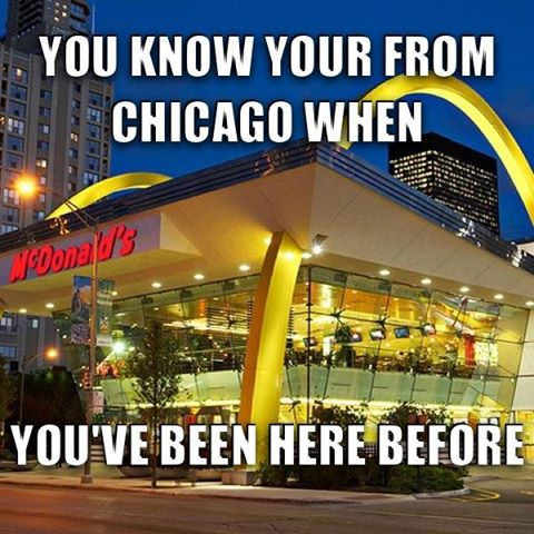 Chicagowskie memy