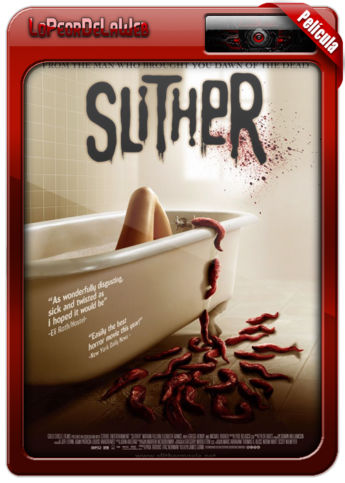 Slither (2006) [BrRip-720p-Dual-Mega]
