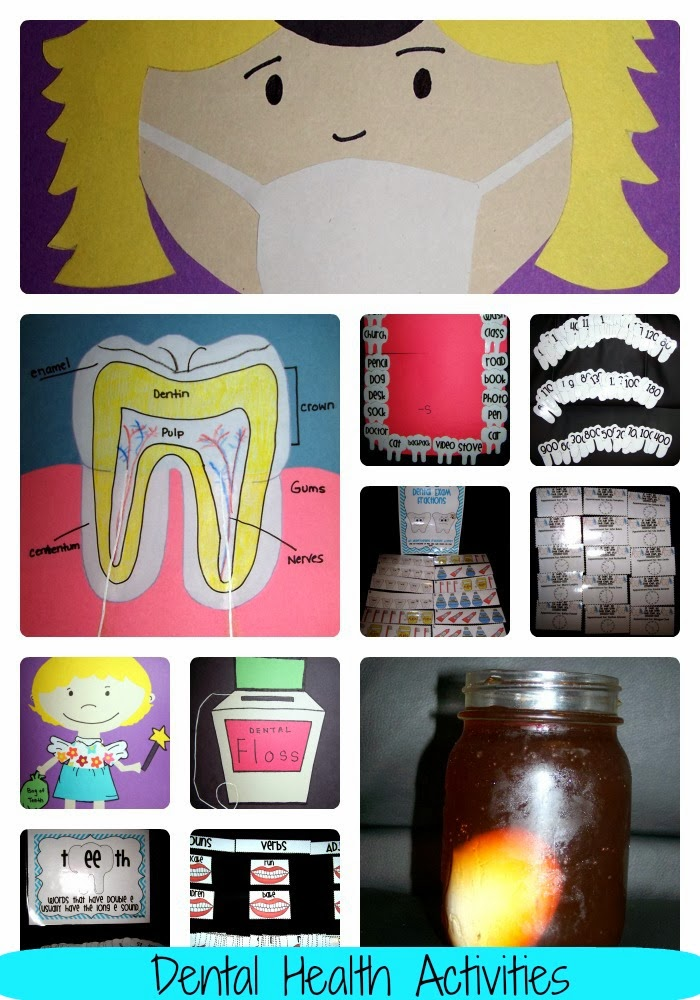 http://www.teacherspayteachers.com/Product/Open-Wide-A-Dental-Health-Unit-203573