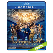 Una Noche en el Museo 3: El secreto de la Tumba (2014) Full HD BRRip 1080p Audio Dual Latino/Ingles 5.1