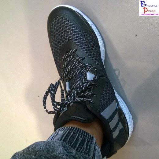 John Wall 1 adidas shoe