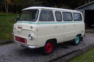 Ford Thames 400E 1962
