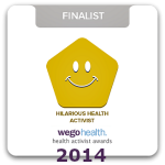 WEGO Health 2014 Activist Awards Finalists