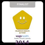 WEGO Health 2014 Activist Awards Finalists