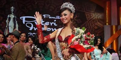 Biodata dan Foto Putri Indonesia 2013 Whulandary Herman