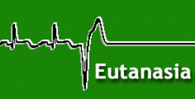 """""""La eutanasia es algo que se le hace a los animales"""""""