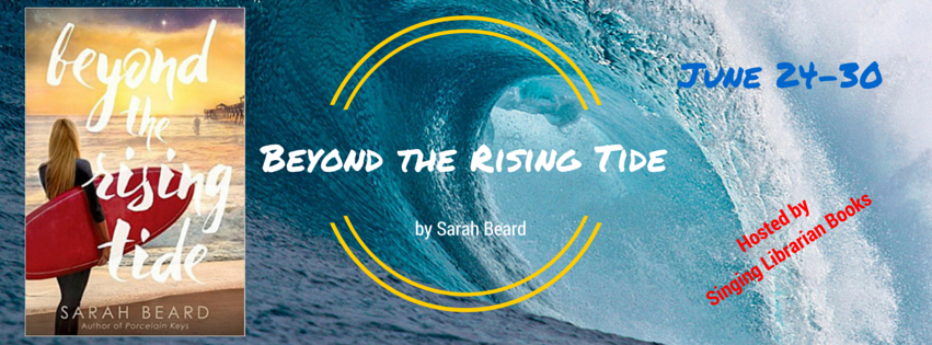 Beyond the Rising Tide Tour + Giveaway thru 7/1