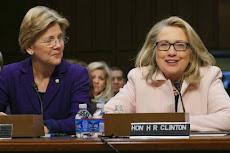 IN ENGLISH: Hillary Clinton praises Elizabeth Warren