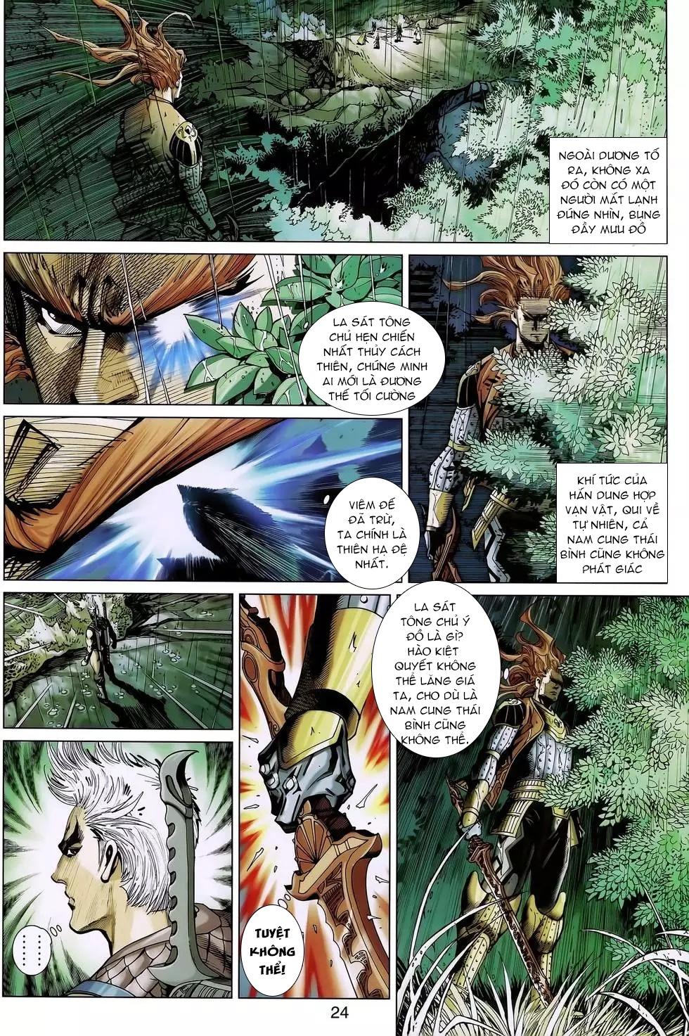 Thần binh huyền kỳ 3 - 3.5 tập 185 - 9