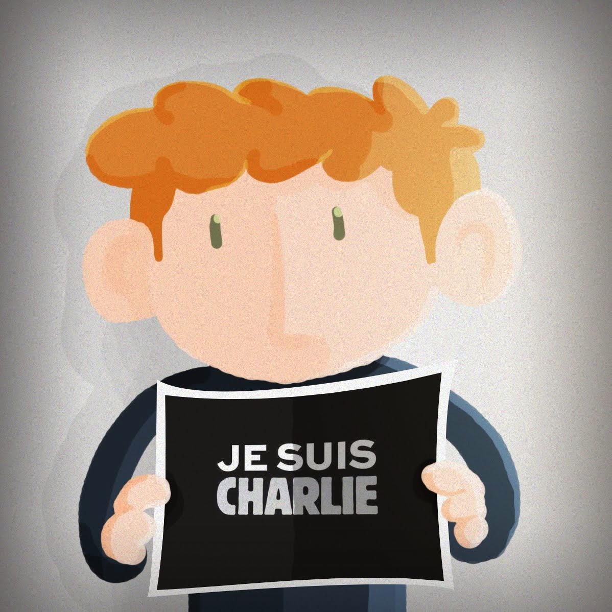 Mon texte pour Charlie Hebdo, au lendemain du 7 janvier