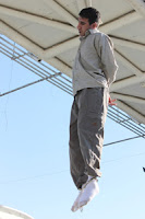 Four executed in Iran
