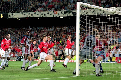 1999 Champions League final Best ever European finals