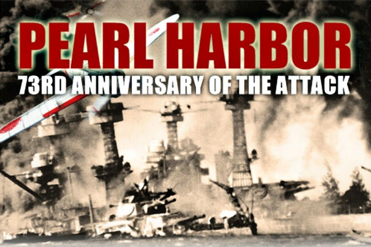 A Vintage Nerd, Vintage Blog, Pearl Harbor