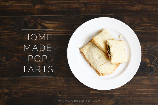 pop-tarts, homemade, easy, recipe, cooking, baking, pastries