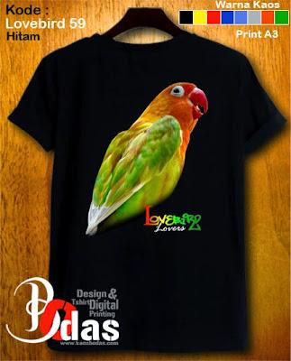 Kaos Lovebird 59
