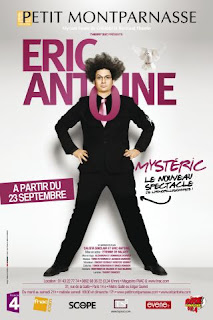 Eric Antoine - Mystéric
